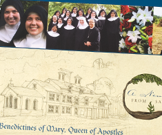 Benedictines of Mary capital brochure