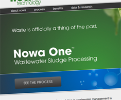Nowa Technology Website