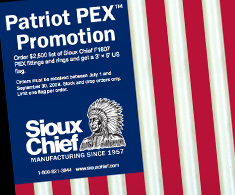 SC Patriot PEX promotional email