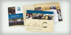 Brochure for Benedictines of Mary