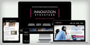 Website for Innovation Stockyard