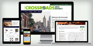 Crossroads Arts District website